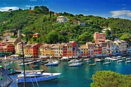 Cruise along the Mediterranean Sea