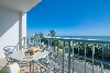 1 Bedroom Ocean View Apartment: Balcony