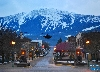 Revelstoke in the Canadian Rockies
