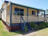 Amaroo offers a range of waterfront cabins