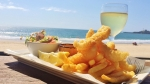 Enjoy a delicious lunch in Mooloolaba