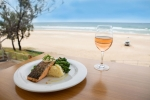 Enjoy a delicious seaside meal in Coolangatta