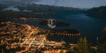 Enjoy a gondola ride and delicious dinner at Skyline Queenstown