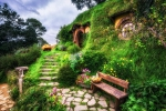 Hobbiton movie set is great fun